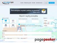 Kuriernet.pl - szybkie i wyjątkowo tanie paczki