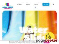 Kréta, Chania - Water Park LimnouPolis