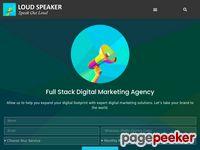 Loud Speaker: Succeed with SEO, Social Media, & Online Marketing