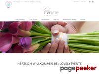 Lovelyevents - wedding concepts + organisation