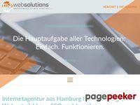 Internetagentur Hamburg-Webdesign SEO CMS-Website Analyse