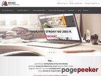 Planujesz skuteczną stronę internetową? Agencja Reklamowa MiroArt