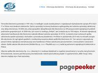 Sklep RTV AGD - mixelectronics.pl