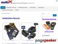 Multi-PC Kielce - kasy fiskalne, oprogramowania finansowe