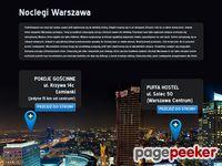 Noclegi Warszawa,