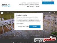 Hale i konstrukcje stalowe Ocmer