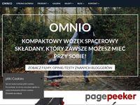 Omnio - Spacerówka kompaktowa