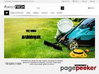 KOSMETYKI PERFUMY Drogeria internetowa PERFECT FRESH