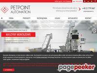 Automatyzacja pakowania - Petpoint Automation