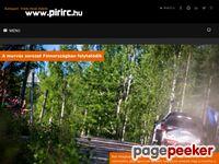 Pirirc - Autósport fotók, videók