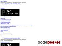 Biuro detektywistyczne PiT – prywatny detektyw z licencją, Poznań