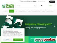 Sklep akwarystyczny Planta Garden