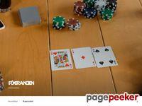 Pokeraneten - Online Poker Portál