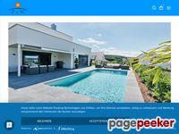 Schwimmbadpflege und Schwimmbecken - Pool und Wellness