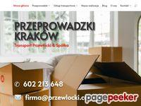 Kraków przeprowadzka