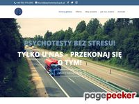 Badania psychologiczne kierowcow Slupsk