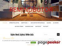 Remindbutor - Kárpitozás, Antik Bútor Restaurálás