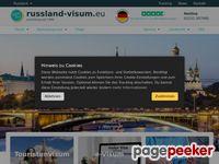 Russlandvisum.eu - Visa Komplettservice für EU-Bürger und Deutschland