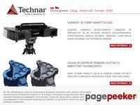 Skanowanie 3D - Technar