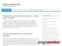 Home Garden Art - ekskluzywne meble ogrodowe