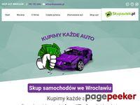 SKUP AUT WROCŁAW | Najlepsze ceny | Skup samochodów
