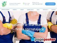Sprzątanie w Warszawie