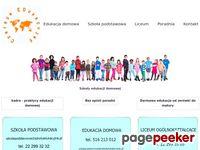 Edukacja domowa Warszawa