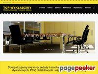 Top wykładziny dywanowe i PCV biurowe, warszawa, sprzedaż i montaż