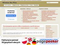 Portal edukacyjny – Wiedza Na Plus