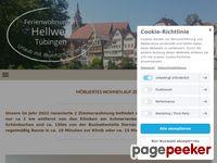Ferienwohnungen Hellweg - übernachtung in Tübingen