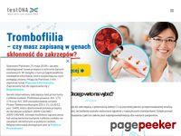 Zakrzepica - tabletki antykoncepcyjne