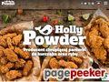 Panierowane kurczaki Holly Powder
