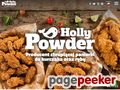 Holly Powder - Producent Marynaty I Panierki Do Kurczaka I Ryby