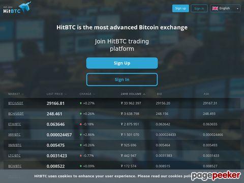 hitbtc.com