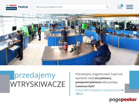 Regeneracja wtryskiwaczy Kraków - Małopolska