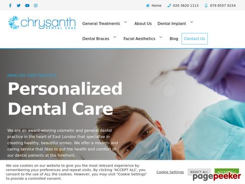 Chrysanth Dental Clinic