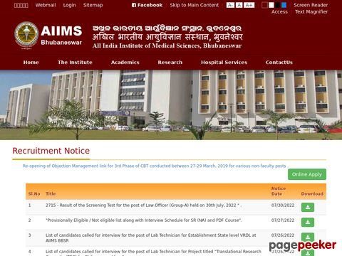 Faculty recruitment in AIIMS Guwahati Assam 2020
