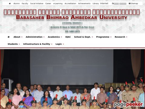 Teaching Faculty vacancy recruitment in BBAU 2020