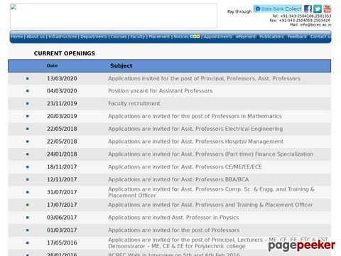 Jobs in Dr. B. C. Roy Engineering College (Society) Durgapur
