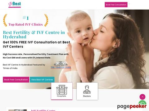 11 Best IVF Centres in Hyderabad | Top Fertility Centers in Hyderabad ✔️️