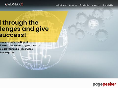 Cadmaxx Solutions Pvt Ltd