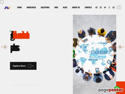 Best Executive Search Firm & Recruitment Consultants | MNR S