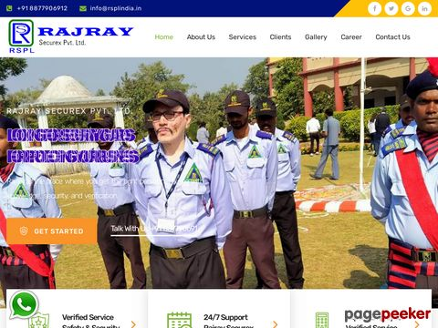 RSPL (Rajray Securex Pvt Ltd.)