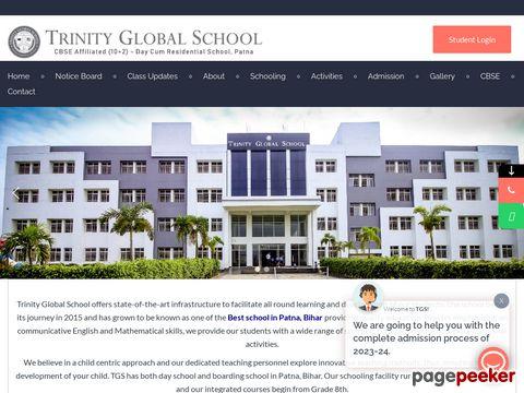 CAREER   OPPORTUNITIES ©TRINITY GLOBAL SCHOOL, Patna