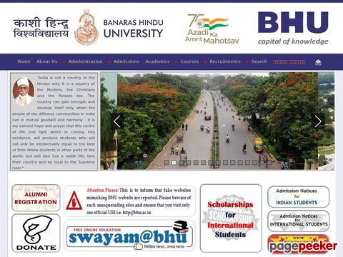 Various Jobs in BANARAS HINDU UNIVERSITY �� Details and Application Format? What is the last date? Selection Criteria? Application Fee? How to Apply?