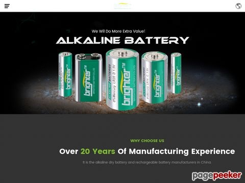 CIXI BRIGHTER BATTERY CO.,LTD