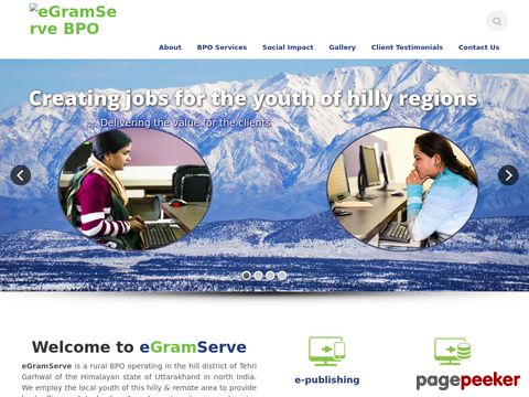 eGramServe BPO Services Pvt Ltd