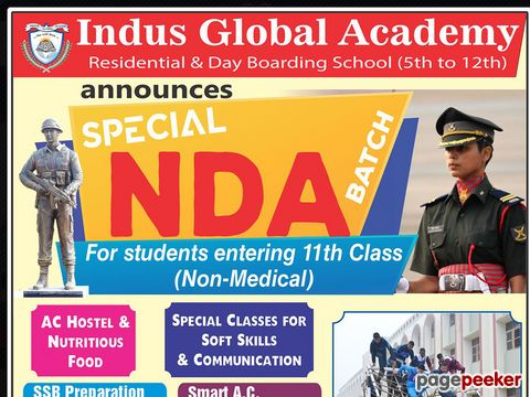 Jobs in INDUS GLOBAL ACADEMY