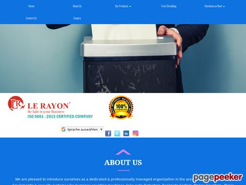 Le Rayon International