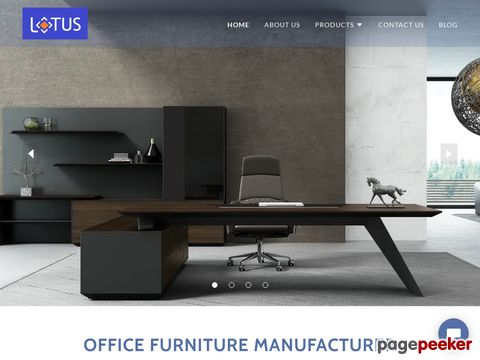 Lotus Systems - Modular Office Furniture Manufacturer and Supplier